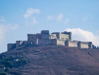 Krak des Chevaliers, Homs