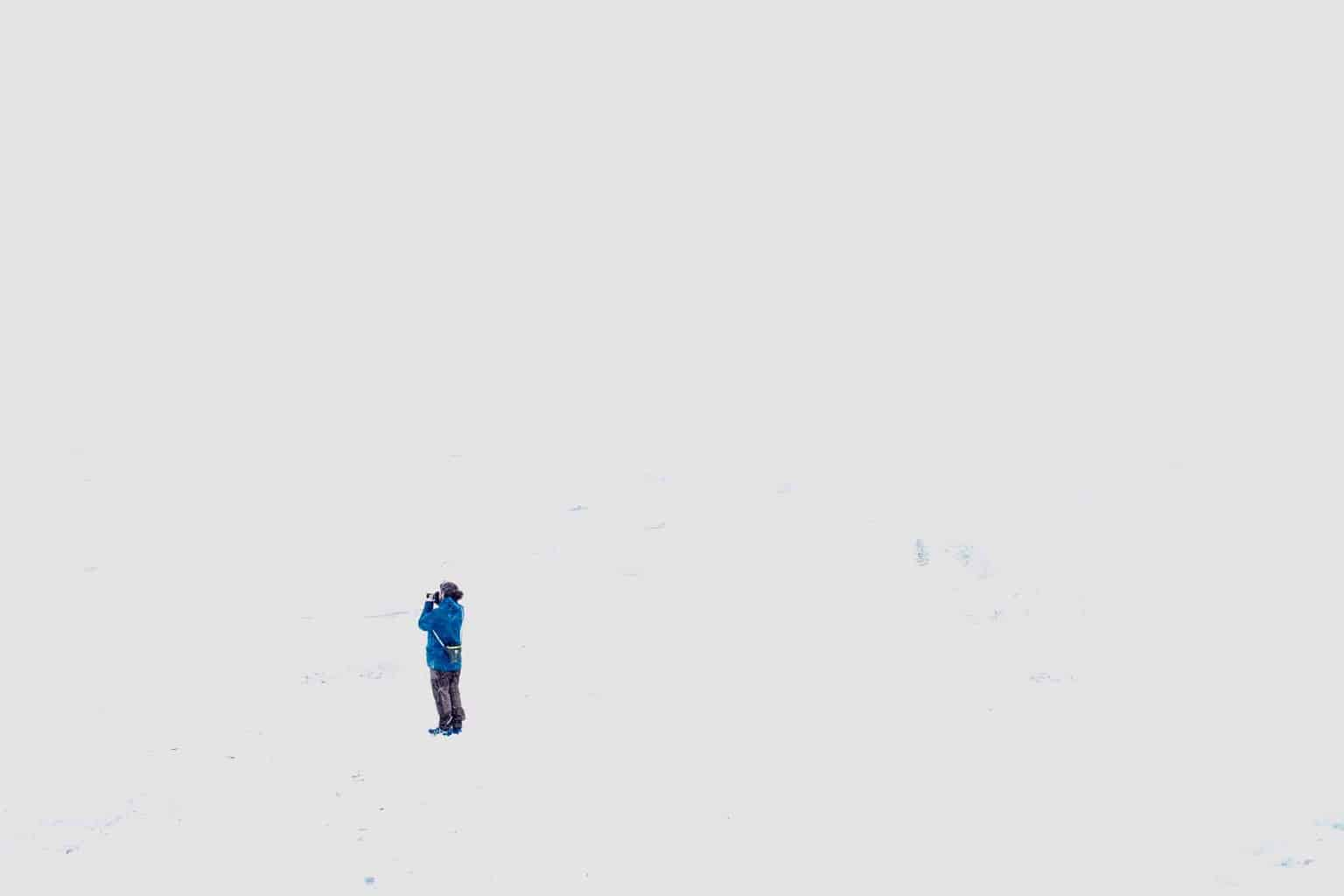 Me on the greenland ice