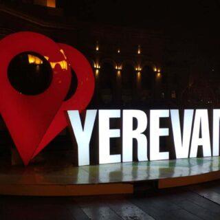 48 Hours In Yerevan, The Capital Of Armenia.