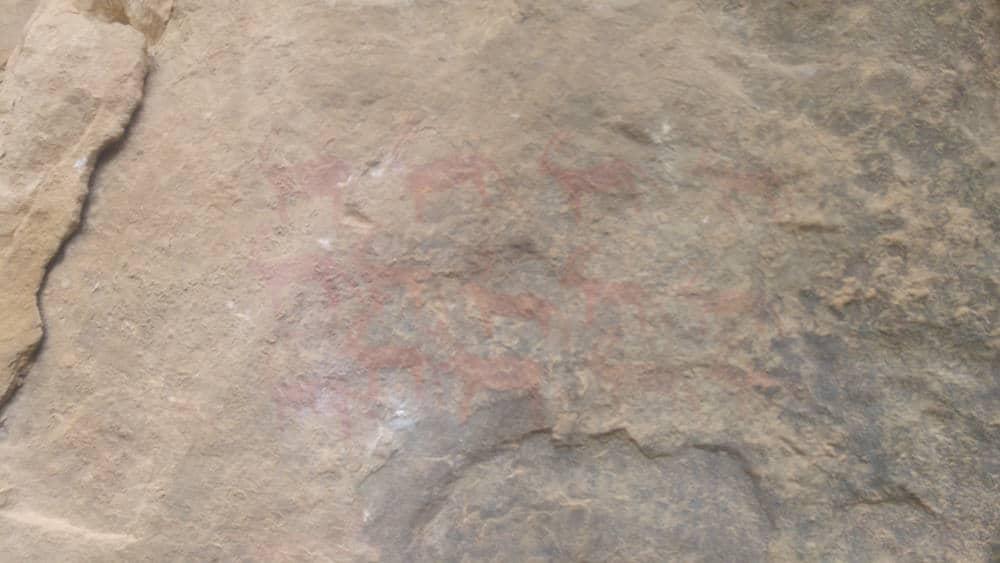 Rock paints Eritrea