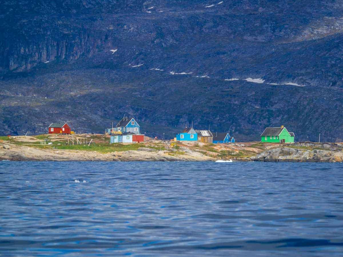 Ilulissat,Greenland,ice fjord,eqi glacier,north america