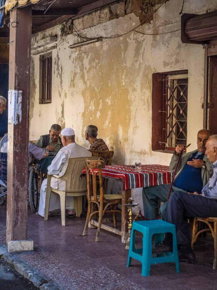 locals in syria