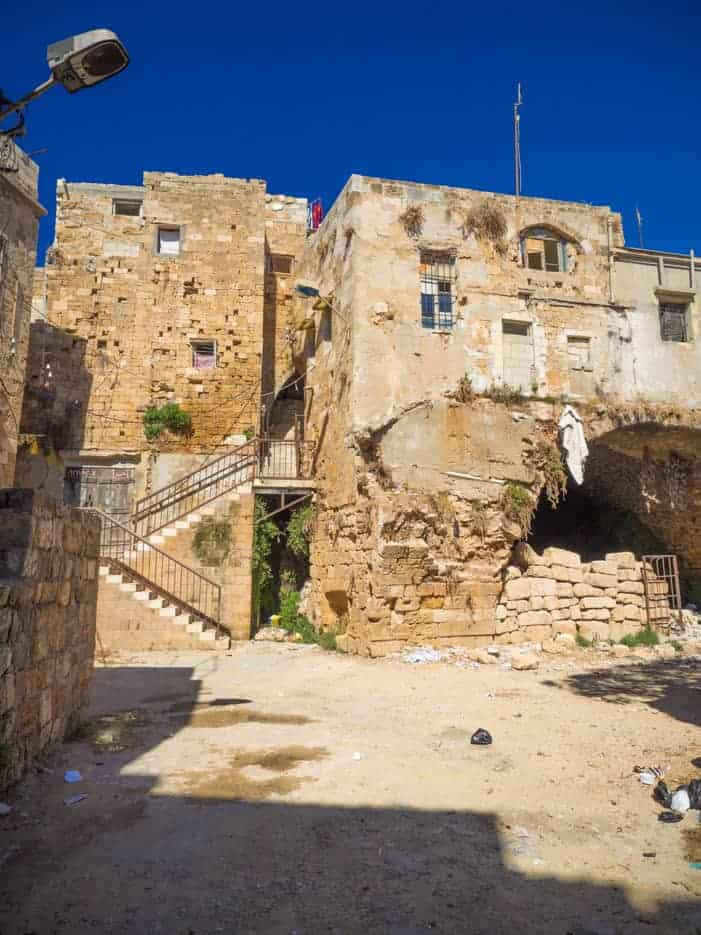 old town syria