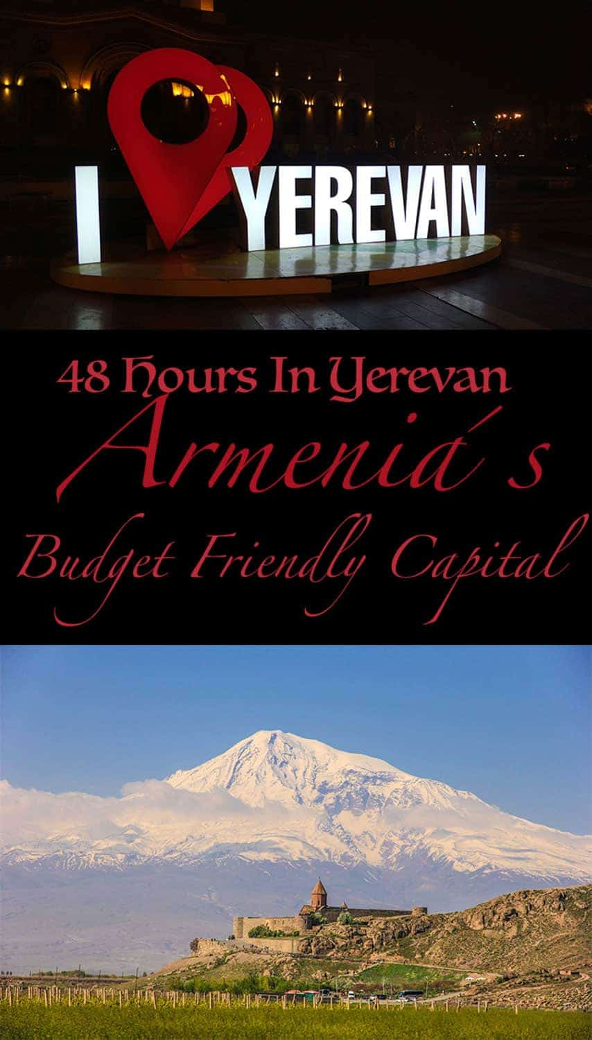 Yerevan the capital of Armenia and by far the biggest city in the country, it has come along way since my first visit there in 2013. Now when I was back here again in December 2017 for a short visit, it was a great joy to see how much the city has improved. It´s now a great option for a long weekend trip together with Tbilisi the capital of neighboring Georgia.