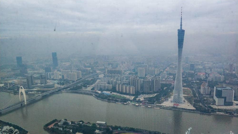 Guangzhou,China Canton Tower