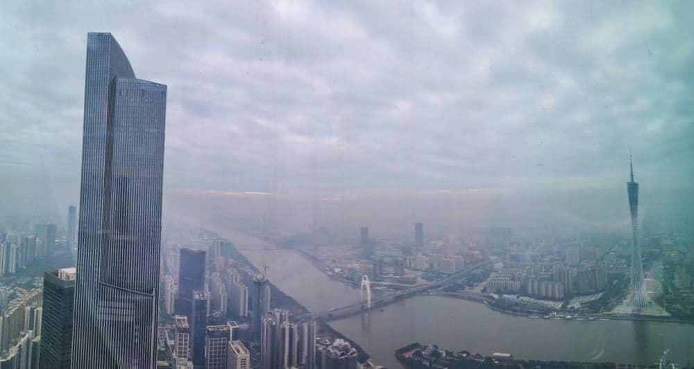 Guangzhou,china,canton tower