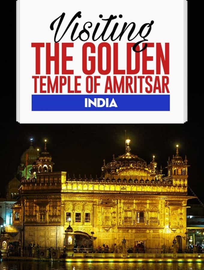 Travel guide to the Golden Temple in India
