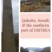 travel guide to southern Eritrea in east africa