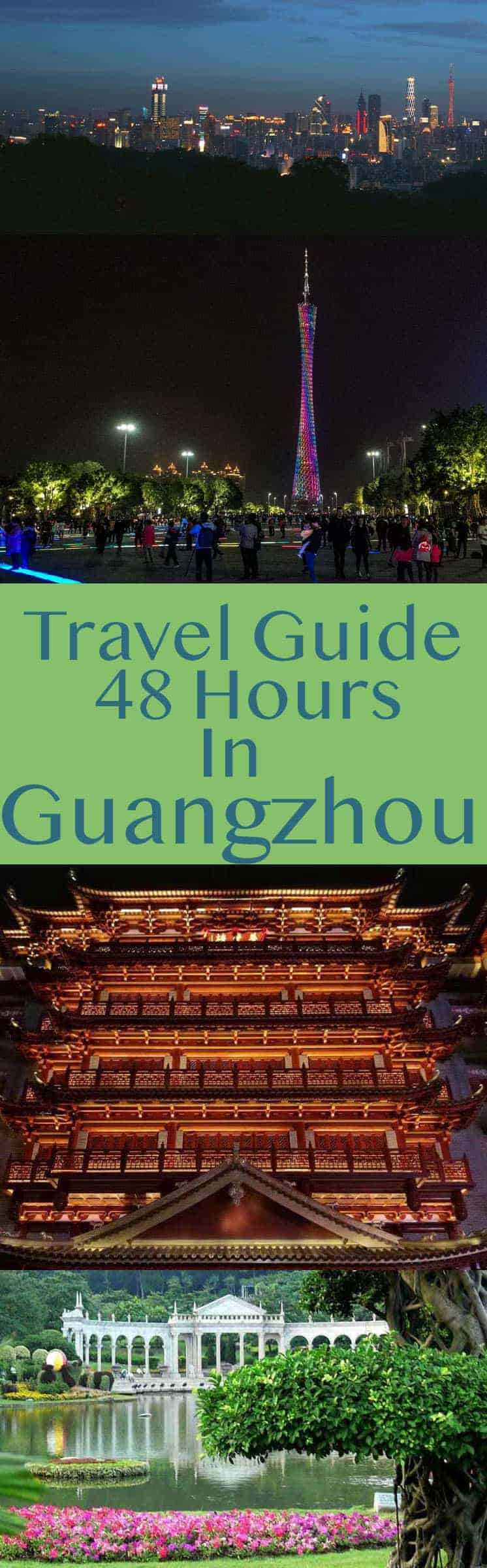Travel Guide to Guangzhou China´s third biggest city