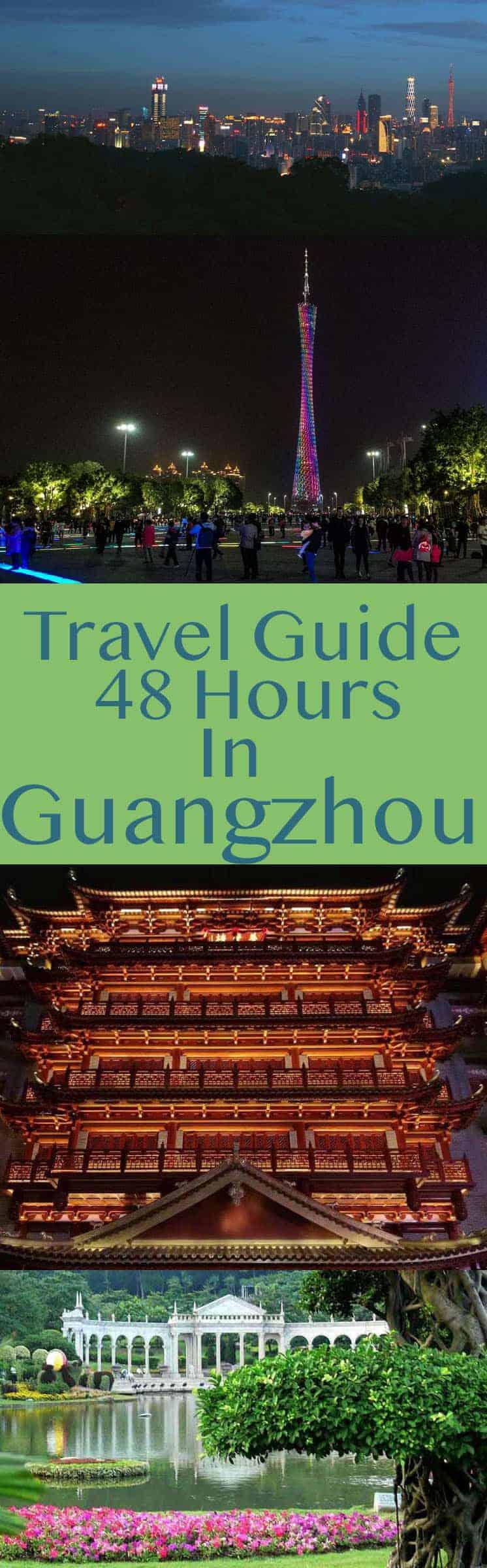 Travel Guide to Guangzhou China´s third biggest city