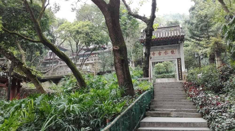 BaiyunMountain Guangzhou
