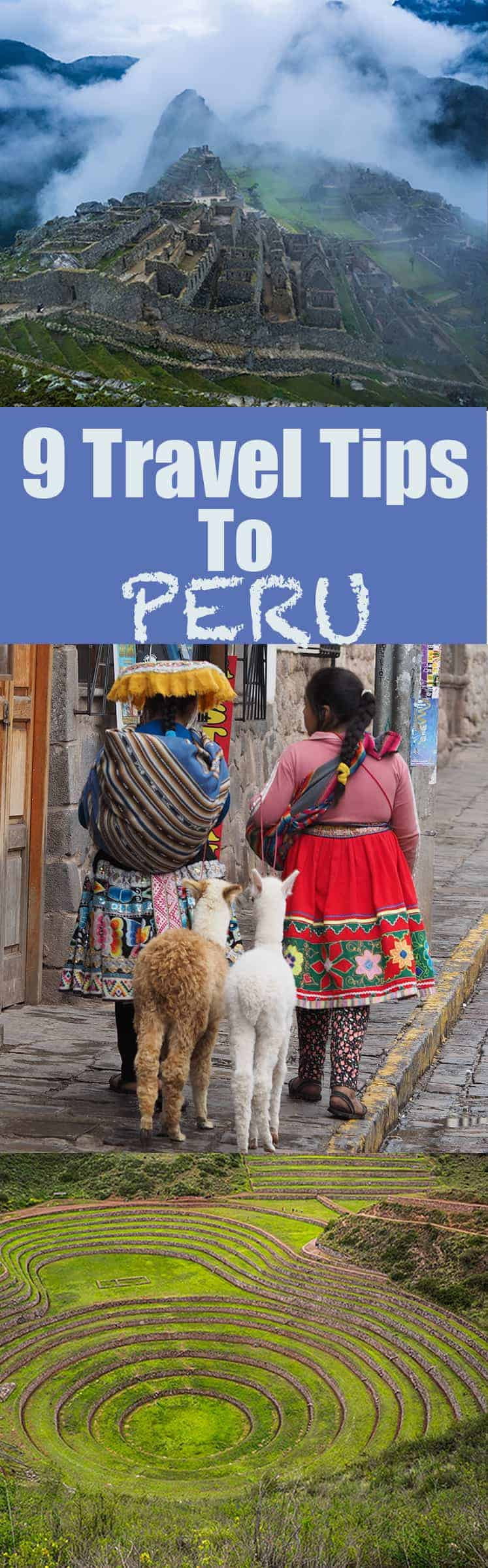 Things you should now before going to peru, how to get into Lima after arrival? What sim card should you get