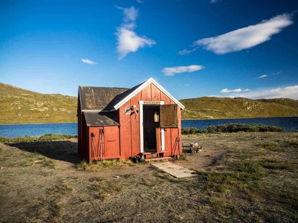 Katiffik Cabin