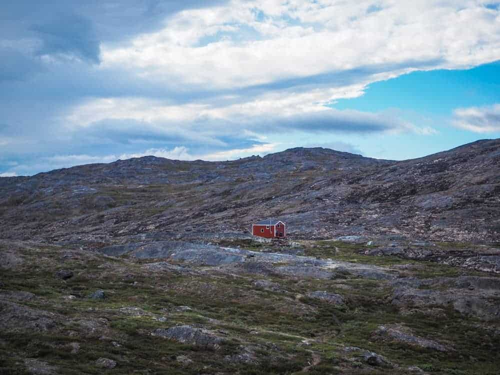 Ikkattooq Hut