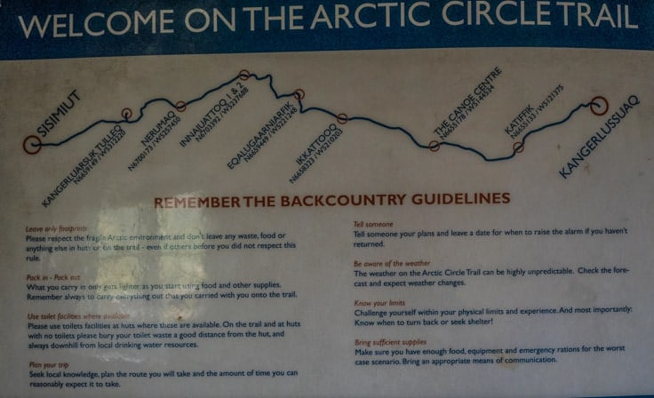 arctic circle trail