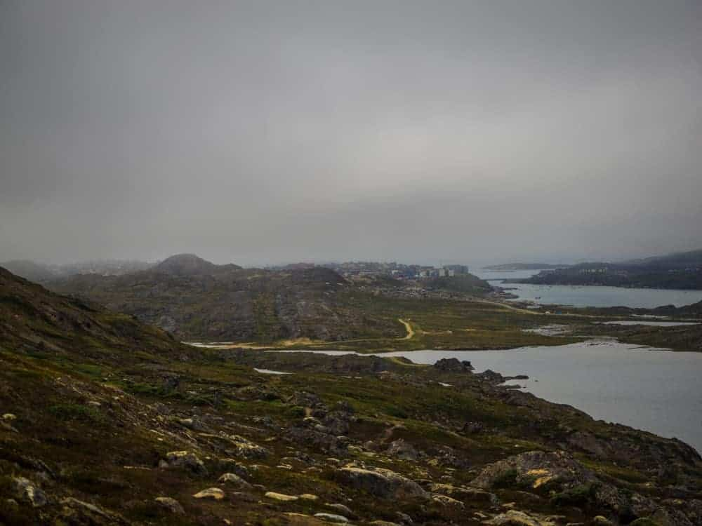 end of the arctic circle