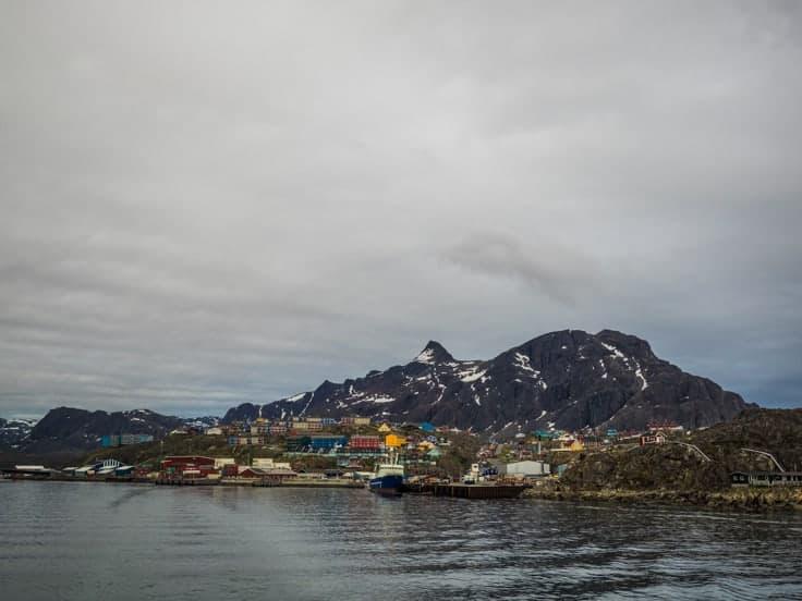 arctic circle trail Sisimut