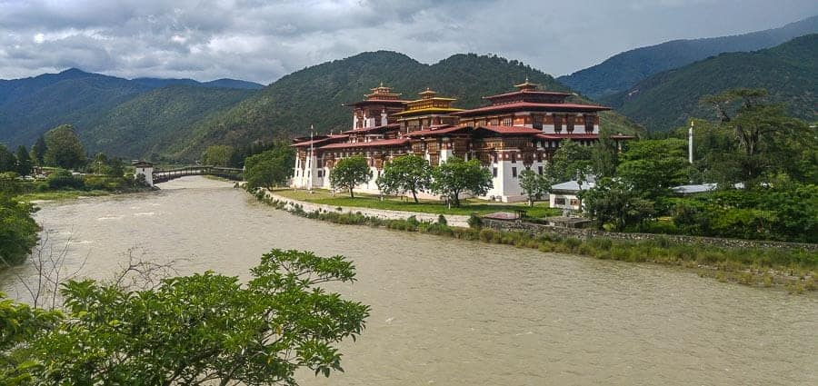 10 Things To Do In Bhutan.