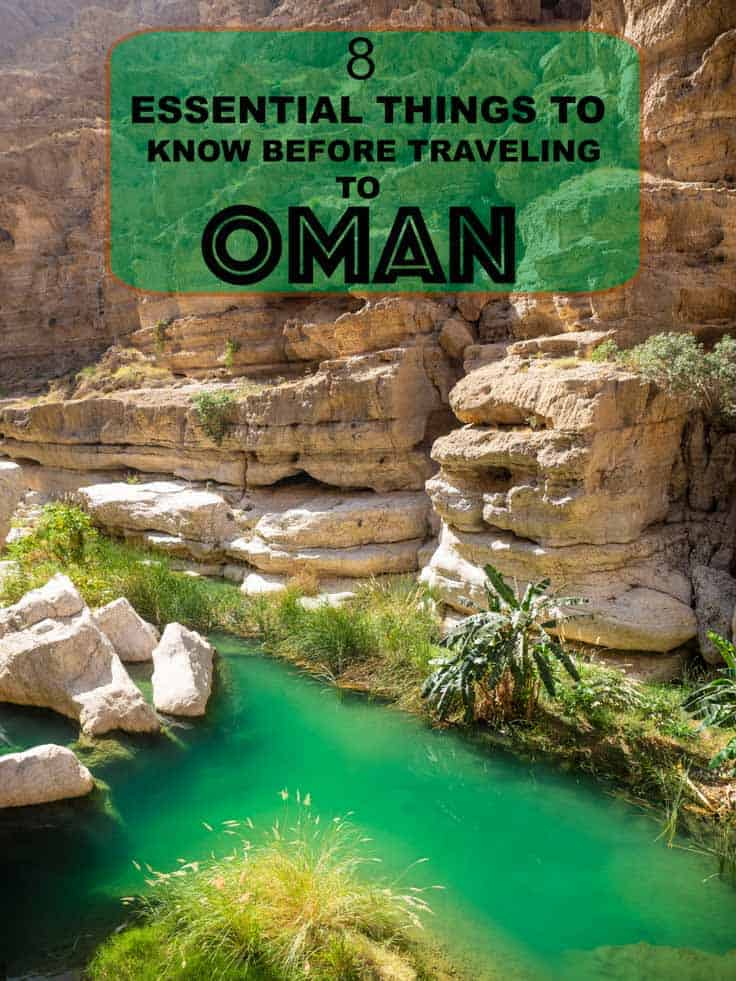 Everything You Need To Know About Visting Oman. One of the most peaceful and liberal countries in the middle east
