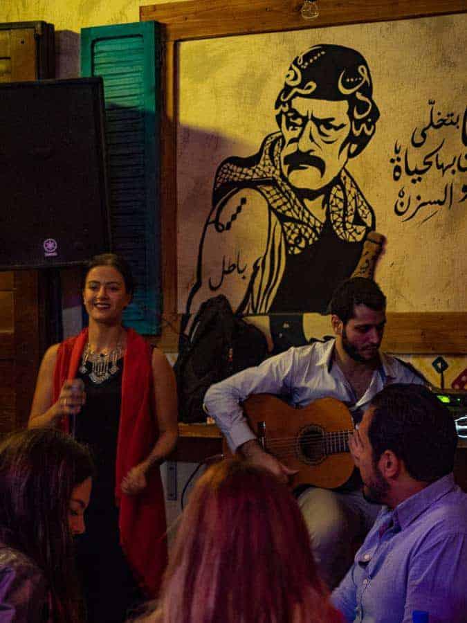 nightlife in Syria
