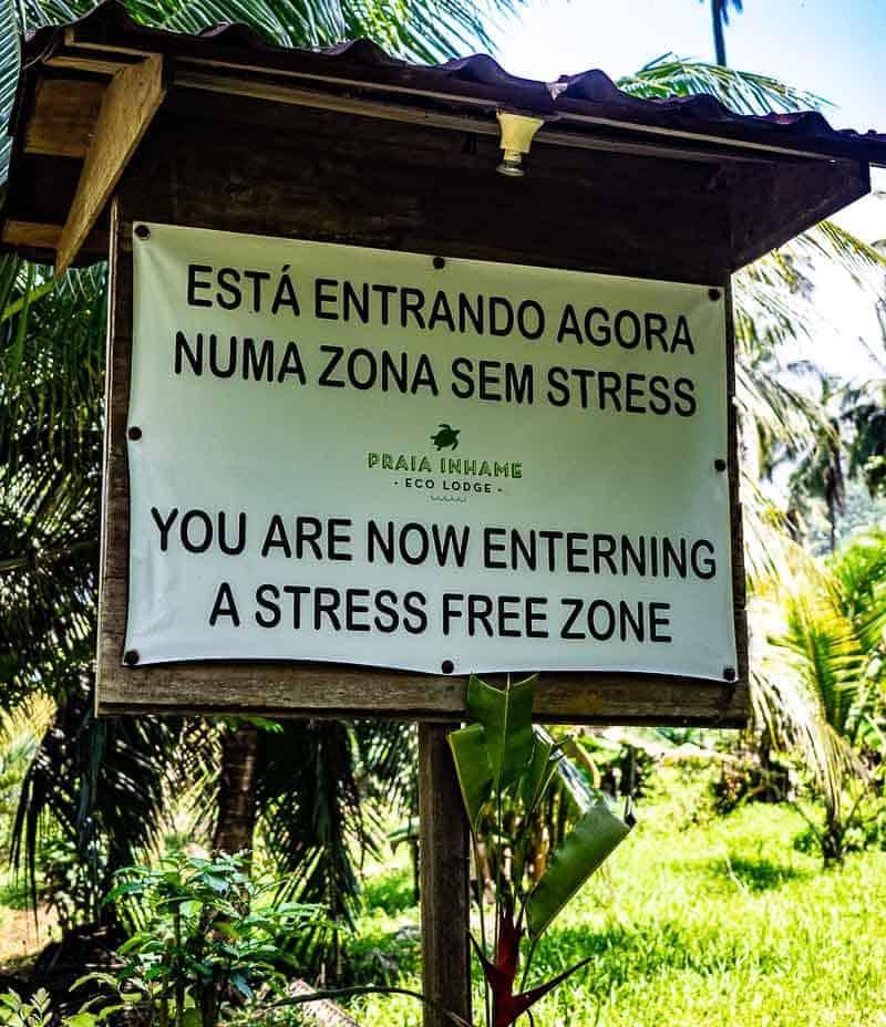sao tome stress free