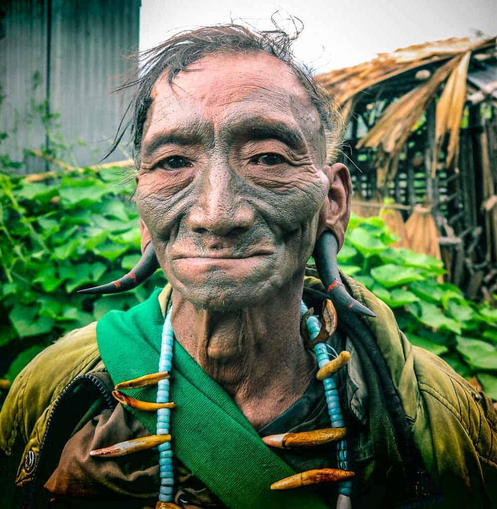 Nagaland warrior