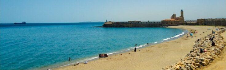 beach algeria