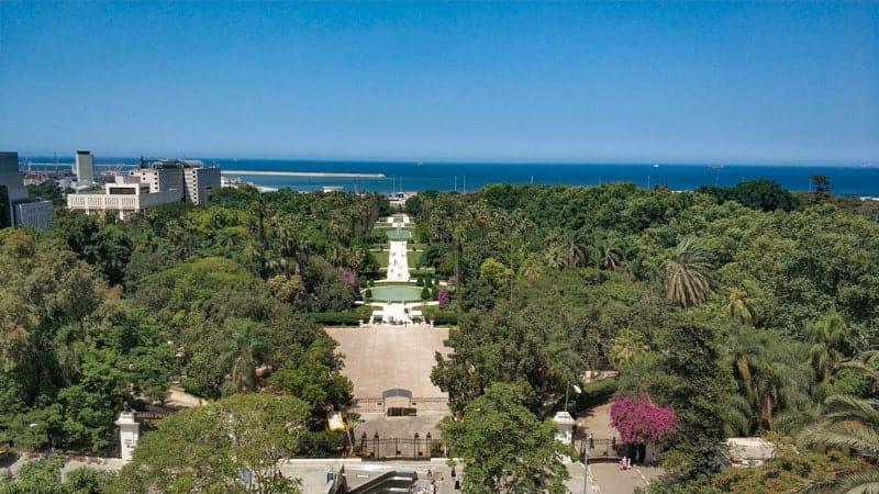 Botanical Garden in Algiers