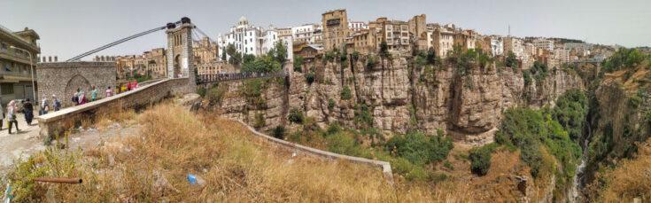 Constantine, El Kantara Bridge