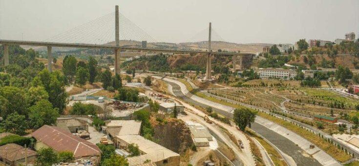 Salah Bey Bridge Algeria
