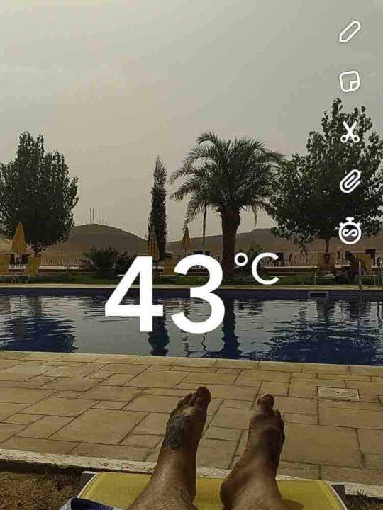 algeria hot
