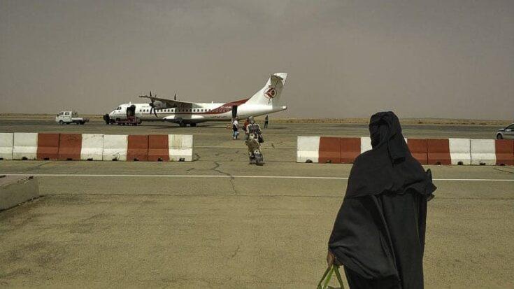 Algeria flight