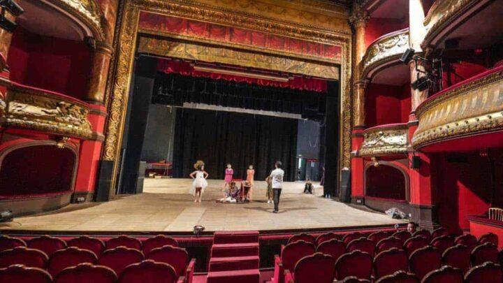 French Theater Algeria
