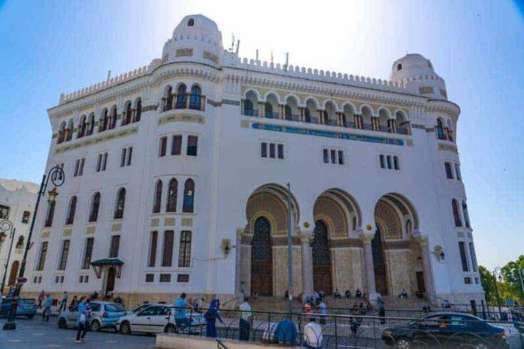 Grande Post Algiers