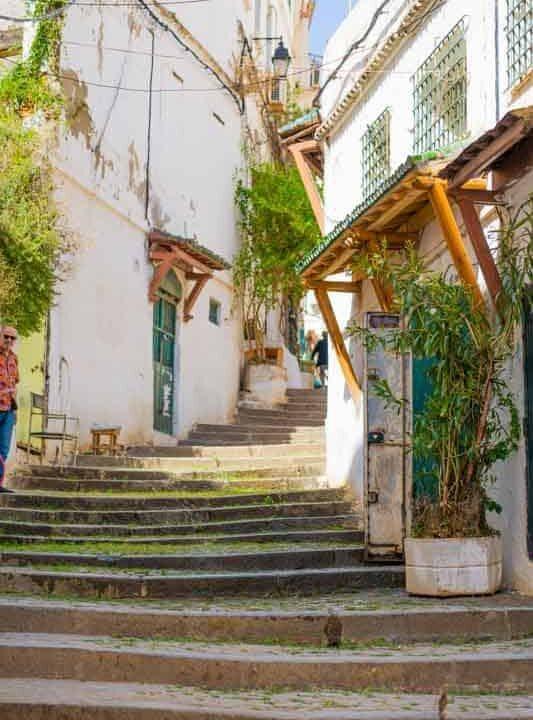 Casbah Algiers algeria
