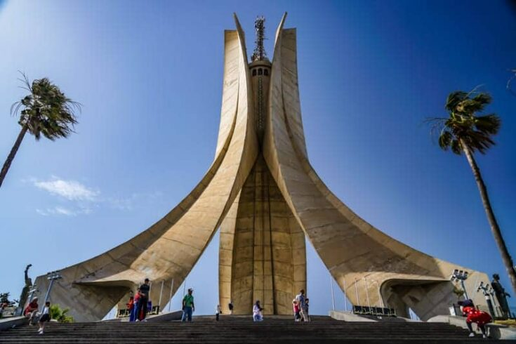 TheMartyrs' Memorial algeria
