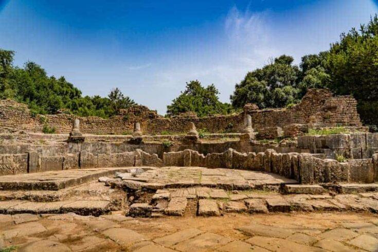 Amphitheatre IN ALGERIA