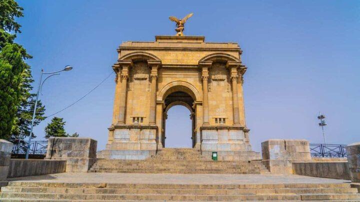 Monument Aux Morts Constantine Algeria