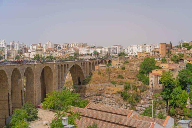 Sidi Rached Viaduct bridge algeria