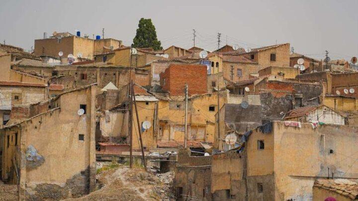 Kasbah Constantine algeria