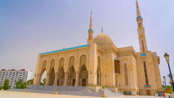 Amir-Abdel-Kader mosque Algeria