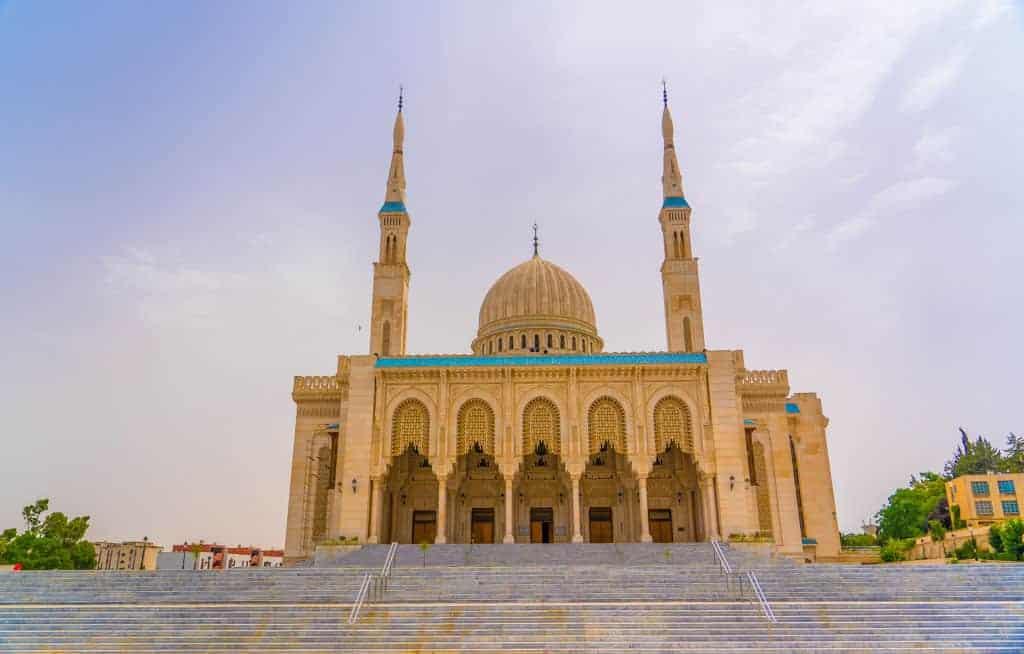 Amir-Abdel-Kader mosque