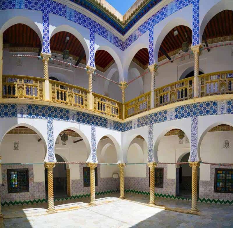 Palais des Rais in Algiers