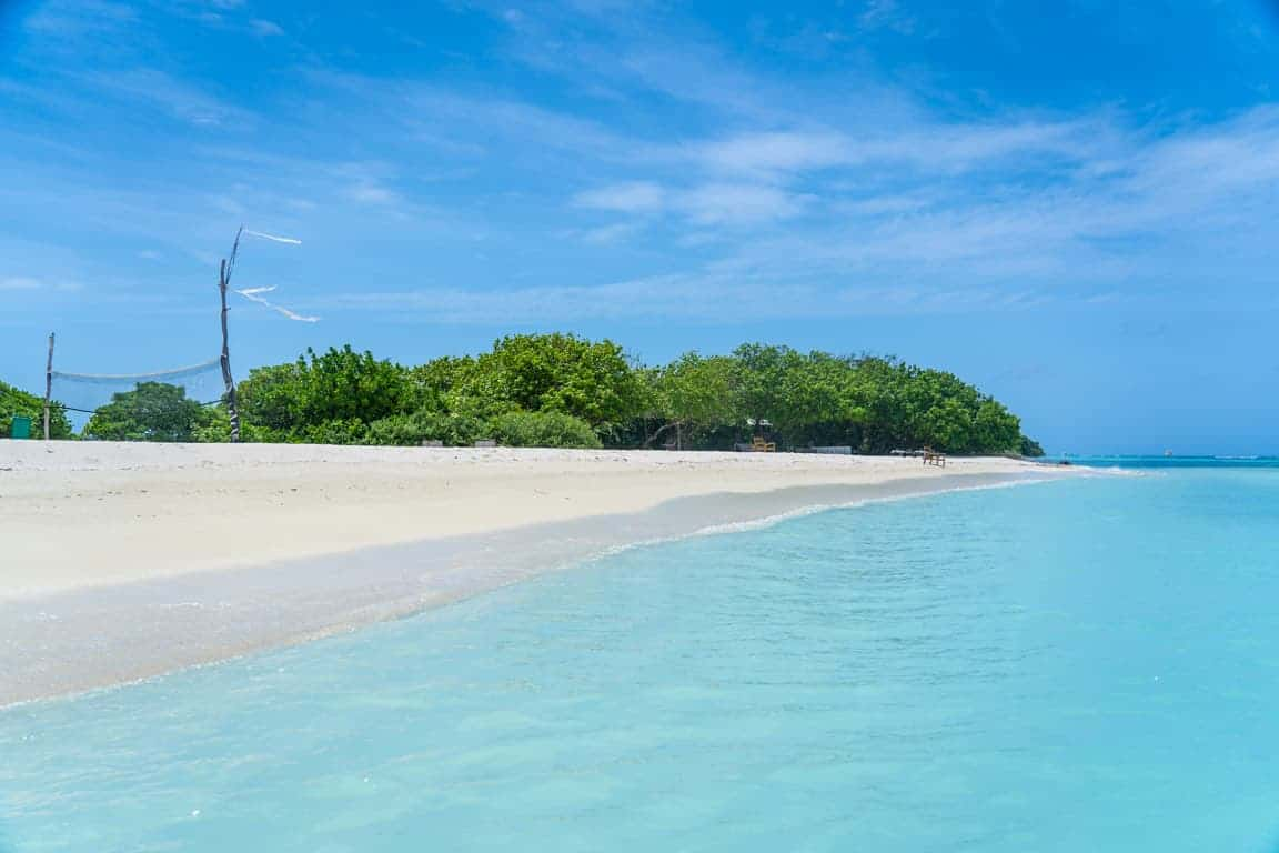 travel guide to paradise in the Maldives
