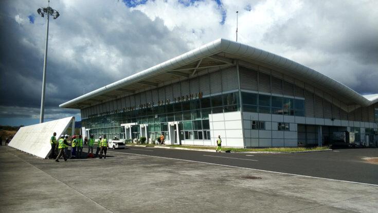 Prince Said Ibrahim International Airport comoros