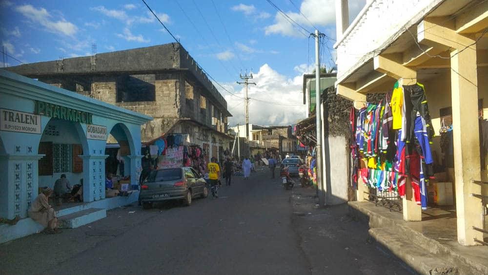 Streets of Moroni