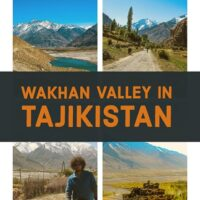 Travel guide to wakhan valley in Tajikistan