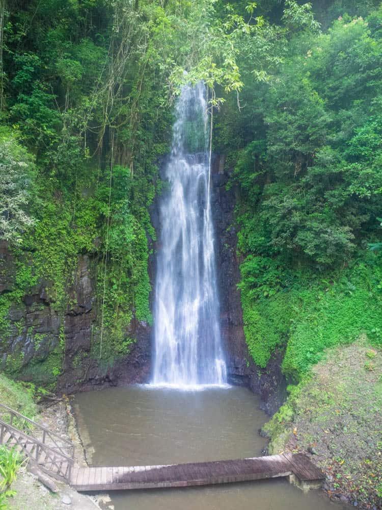 São Nicolau Waterfall