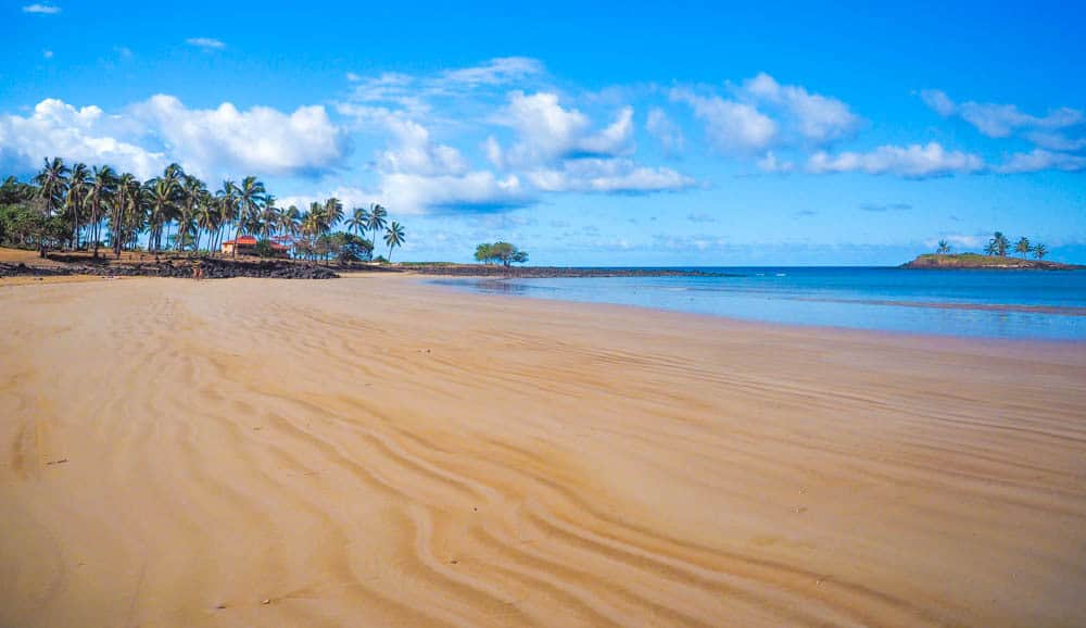 Ndroudé Beach