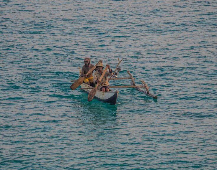 local fishermen comoros moheli island